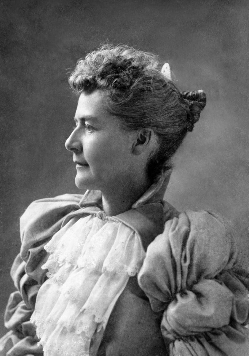 Martha Hughes Cannon